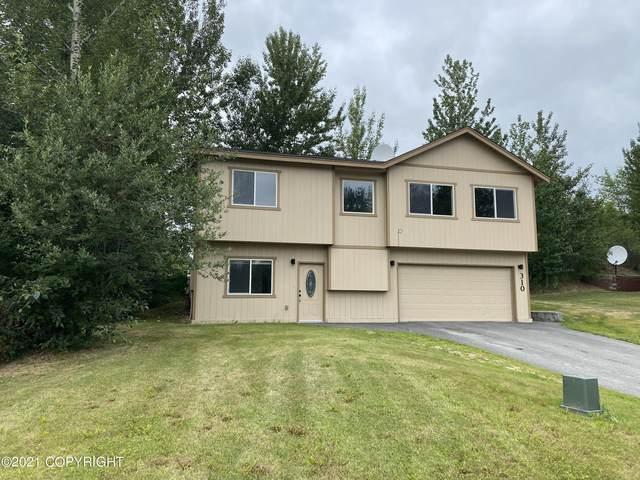 310 N Oscar Street, Palmer, AK 99645 (MLS #21-12215) :: Daves Alaska Homes
