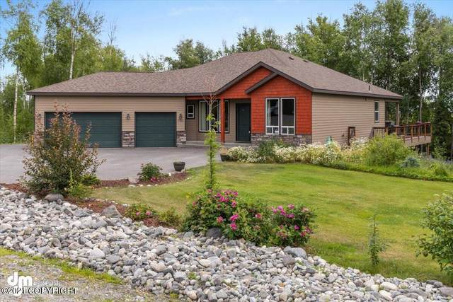 7742 S Frontier Drive, Wasilla, AK 99654 (MLS #21-12217) :: Wolf Real Estate Professionals