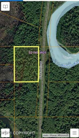 000 No Road Mp 84.5 Parks Highway, Willow, AK 99688 (MLS #21-12221) :: Wolf Real Estate Professionals