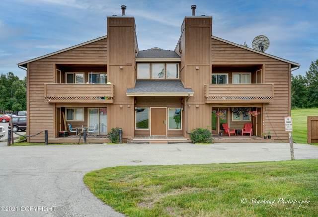 2100 Minerva Way Unit # 21A, Anchorage, AK 99515 (MLS #21-12224) :: Daves Alaska Homes