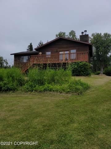11494 Sterling Highway Highway, Ninilchik, AK 99639 (MLS #21-12255) :: Wolf Real Estate Professionals