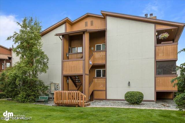 7312 Huntsmen Circle #17C, Anchorage, AK 99518 (MLS #21-12256) :: The Adrian Jaime Group | Real Broker LLC