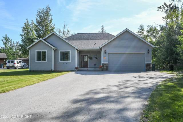 1250 N Old Towne Drive, Wasilla, AK 99645 (MLS #21-12277) :: Daves Alaska Homes