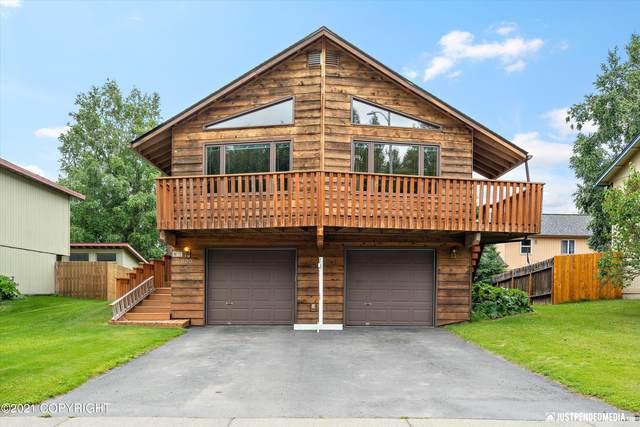820 Hunt Circle, Anchorage, AK 99504 (MLS #21-12281) :: Daves Alaska Homes