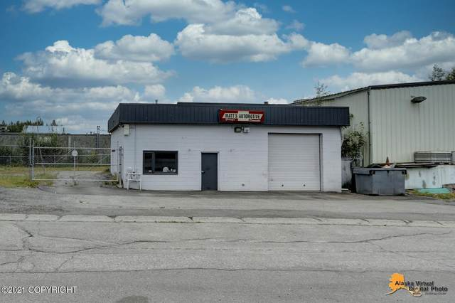 110 & 118 E 54th Avenue, Anchorage, AK 99518 (MLS #21-12287) :: Berkshire Hathaway Home Services Alaska Realty Palmer Office