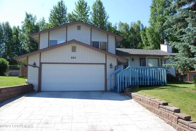 800 Briny Circle, Anchorage, AK 99515 (MLS #21-12291) :: Daves Alaska Homes