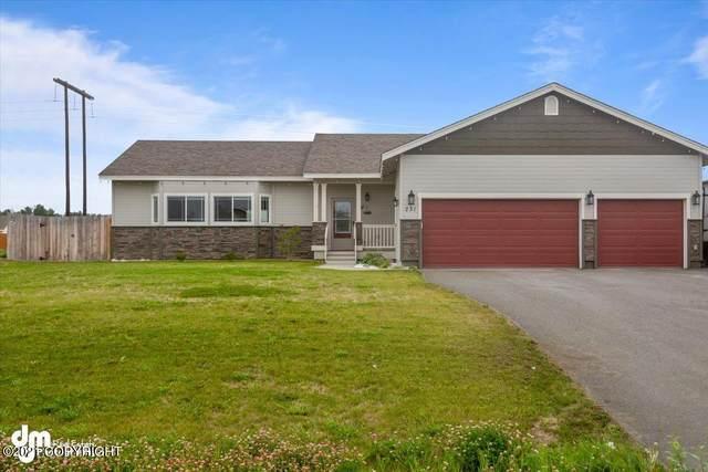 231 S Drover Circle, Palmer, AK 99645 (MLS #21-12300) :: Berkshire Hathaway Home Services Alaska Realty Palmer Office