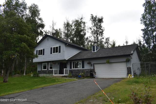 6960 W Commadore Lane, Wasilla, AK 99623 (MLS #21-12302) :: Daves Alaska Homes