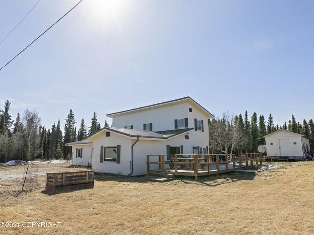 NHN Graphite Road, Healy, AK 99744 (MLS #21-12329) :: Daves Alaska Homes
