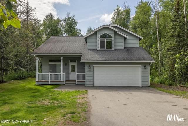 7400 S Brimstone Drive, Wasilla, AK 99623 (MLS #21-12340) :: Daves Alaska Homes