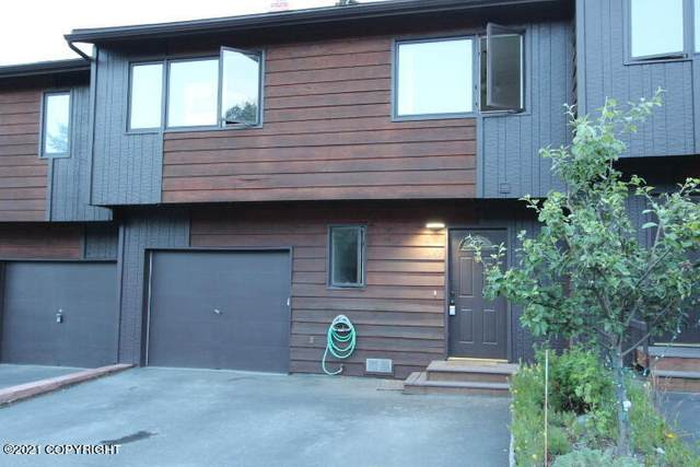 1922 Stonegate Circle #11, Anchorage, AK 99515 (MLS #21-12373) :: Powered By Lymburner Realty