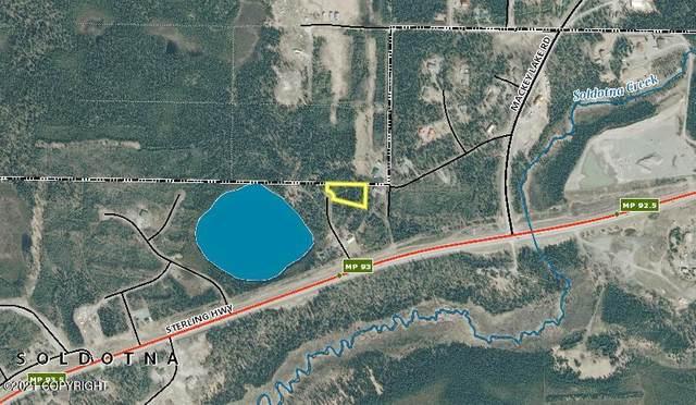 398 Monte Drive, Soldotna, AK 99669 (MLS #21-12402) :: Synergy Home Team