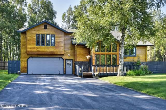 44975 Peregrine Place, Soldotna, AK 99669 (MLS #21-12405) :: Synergy Home Team