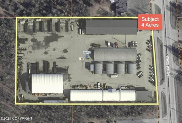 3042 S Big Lake Road, Big Lake, AK 99652 (MLS #21-12462) :: Berkshire Hathaway Home Services Alaska Realty Palmer Office