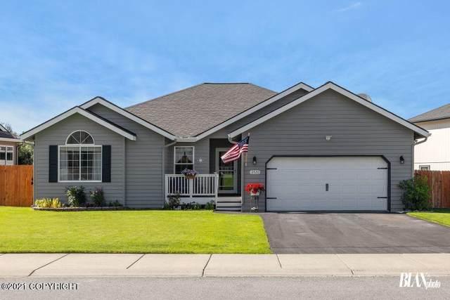 13520 Vasili Drive, Eagle River, AK 99577 (MLS #21-12493) :: Berkshire Hathaway Home Services Alaska Realty Palmer Office
