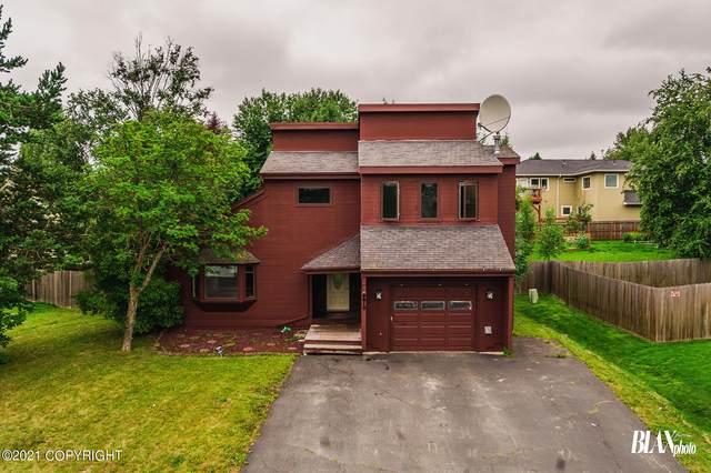 9510 Albatross Drive, Anchorage, AK 99502 (MLS #21-12508) :: Berkshire Hathaway Home Services Alaska Realty Palmer Office