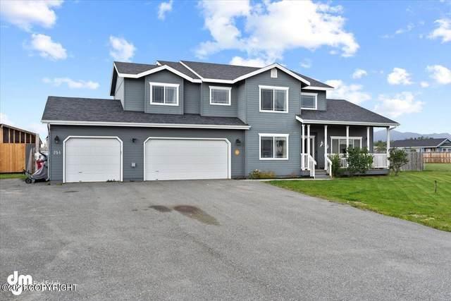 254 N Ayrshire Circle, Palmer, AK 99645 (MLS #21-12530) :: Wolf Real Estate Professionals