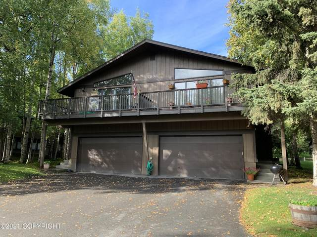 7303 Foxridge Circle #1, Anchorage, AK 99518 (MLS #21-12601) :: Daves Alaska Homes
