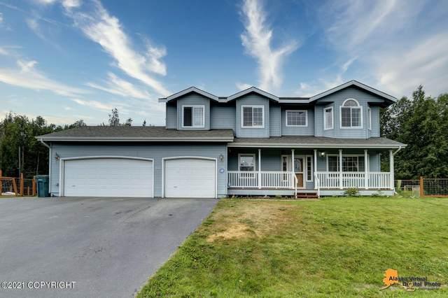 440 N Dawson Circle, Palmer, AK 99645 (MLS #21-12707) :: Wolf Real Estate Professionals