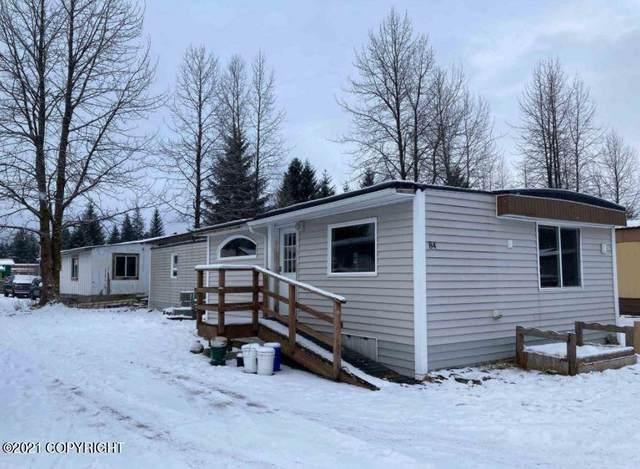 9950 Stephen Richards Memorial Drive #84, Juneau, AK 99801 (MLS #21-12827) :: Wolf Real Estate Professionals