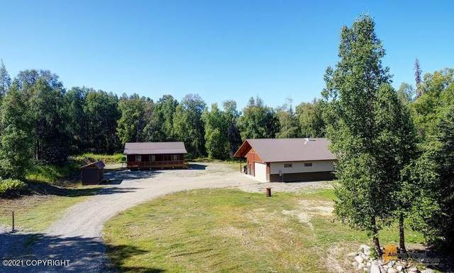 32978 S Mt Brooks Drive, Talkeetna, AK 99676 (MLS #21-12903) :: Daves Alaska Homes