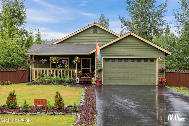 7890 S Settlers Bay Drive, Wasilla, AK 99623 (MLS #21-13019) :: Wolf Real Estate Professionals