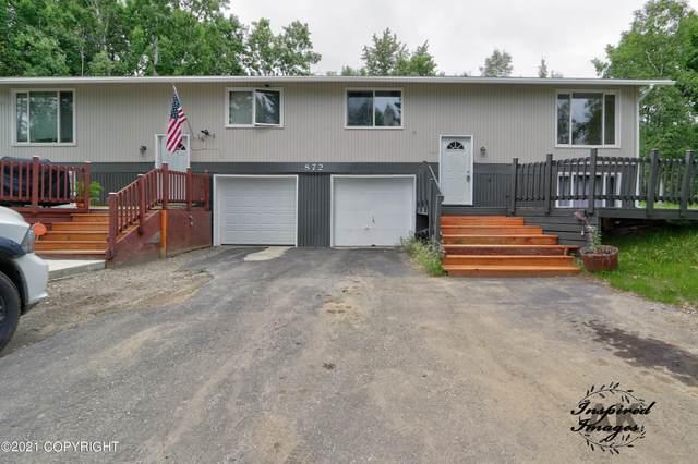 872 Ridge Loop Road, North Pole, AK 99705 (MLS #21-13050) :: Wolf Real Estate Professionals