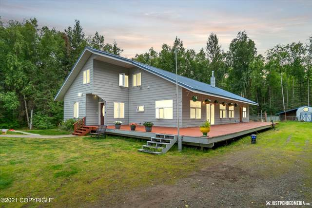 20935 Sunset Boulevard, Chugiak, AK 99567 (MLS #21-13116) :: Wolf Real Estate Professionals