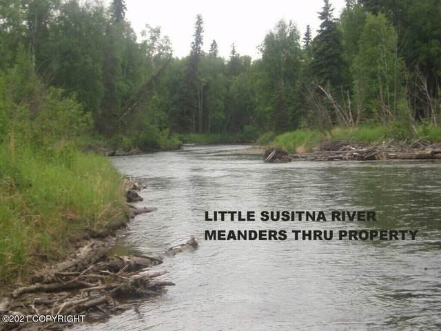 4070 N Pittman Road, Wasilla, AK 99623 (MLS #21-13149) :: Daves Alaska Homes