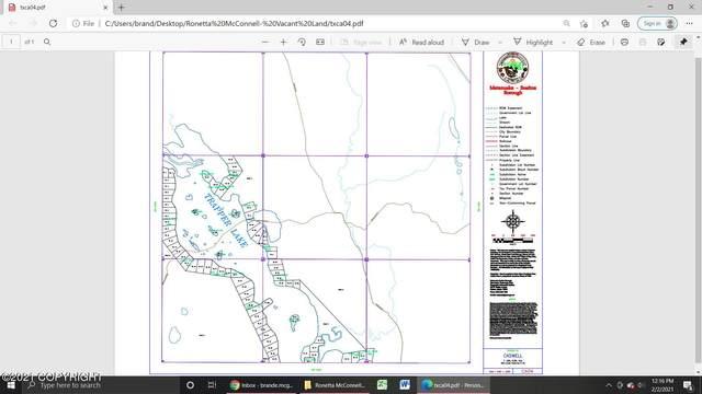 Tr 92 Trapper Lake, Willow, AK 99688 (MLS #21-1320) :: RMG Real Estate Network | Keller Williams Realty Alaska Group
