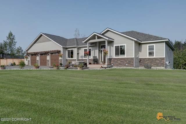 1057 N Riparian Circle, Wasilla, AK 99654 (MLS #21-13293) :: Wolf Real Estate Professionals