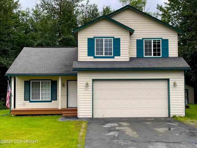 1805 N Belmont Circle, Palmer, AK 99645 (MLS #21-13505) :: Berkshire Hathaway Home Services Alaska Realty Palmer Office