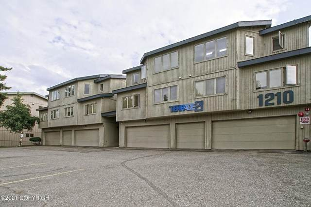 1210 E 16th Avenue #04, Anchorage, AK 99501 (MLS #21-13546) :: RMG Real Estate Network | Keller Williams Realty Alaska Group