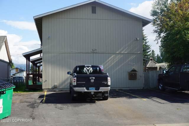 805 N Flower Street, Anchorage, AK 99508 (MLS #21-13659) :: Alaska Realty Experts
