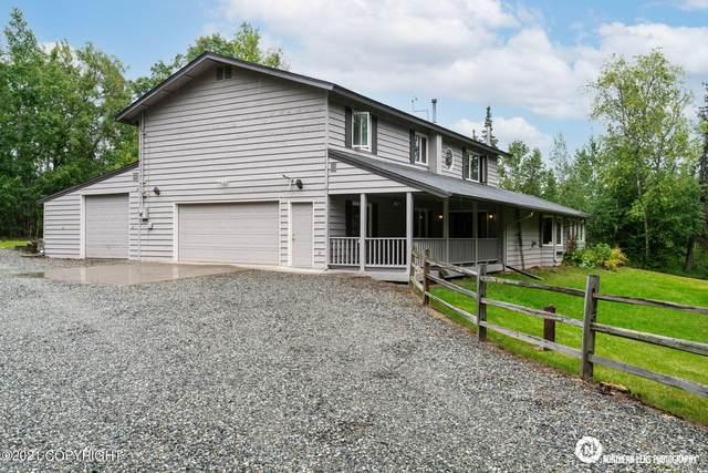 10201 E Loma Rica Drive, Palmer, AK 99645 (MLS #21-13680) :: Wolf Real Estate Professionals