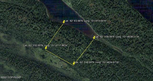 AS #92-033 Lakefront (No Road), Remote, AK 99000 (MLS #21-13694) :: Wolf Real Estate Professionals