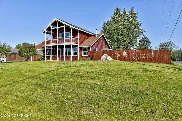 304 W Vine Avenue, Soldotna, AK 99669 (MLS #21-13699) :: Wolf Real Estate Professionals