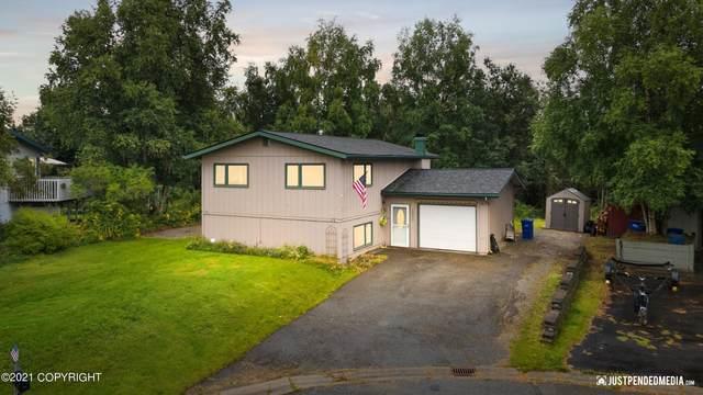 1900 Bluegrass Circle, Anchorage, AK 99502 (MLS #21-13705) :: Wolf Real Estate Professionals