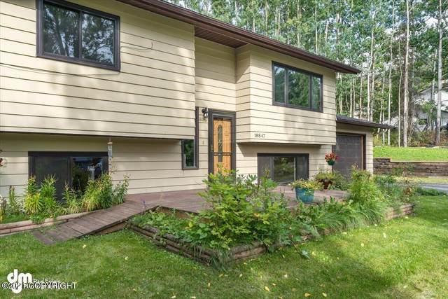 18847 Whirlaway Road, Eagle River, AK 99577 (MLS #21-13747) :: Daves Alaska Homes