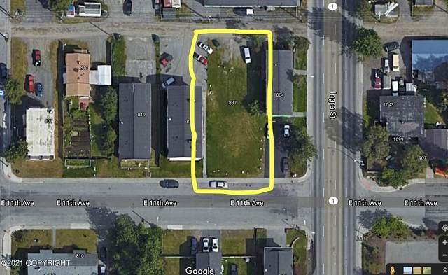 837 E 11th Avenue, Anchorage, AK 99501 (MLS #21-13792) :: RMG Real Estate Network | Keller Williams Realty Alaska Group