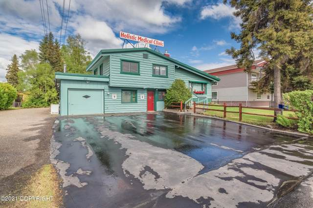 222 Front Street, Fairbanks, AK 99701 (MLS #21-13971) :: Wolf Real Estate Professionals