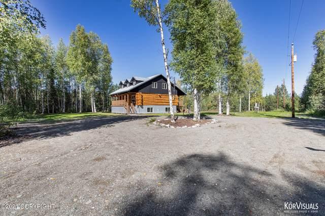 23401 W Independence Way, Willow, AK 99688 (MLS #21-13980) :: Daves Alaska Homes