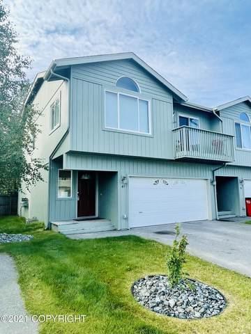 401 S Wasilla Street #41, Wasilla, AK 99654 (MLS #21-14024) :: Berkshire Hathaway Home Services Alaska Realty Palmer Office