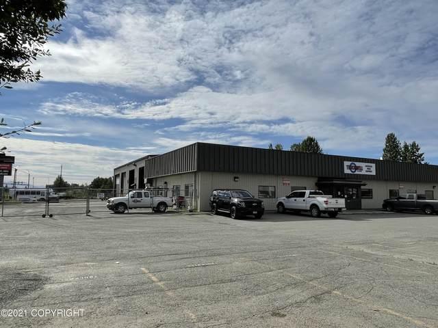 5801 Silverado Way, Anchorage, AK 99518 (MLS #21-14116) :: Team Dimmick