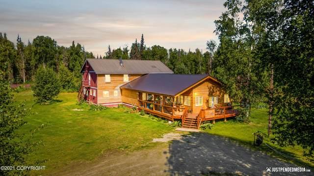 ASLS 77160 Skwentna No Road Lane, Remote, AK 99000 (MLS #21-14125) :: Wolf Real Estate Professionals