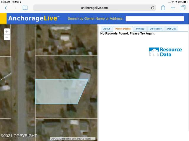 L6B B1 Hyatt Street, Anchorage, AK 99507 (MLS #21-14165) :: Wolf Real Estate Professionals