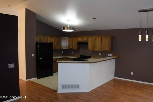 7731 Cherrywood Circle, Anchorage, AK 99507 (MLS #21-14182) :: Daves Alaska Homes