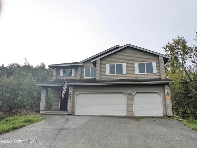 7925 S Settlers Bay Drive, Wasilla, AK 99654 (MLS #21-14240) :: Daves Alaska Homes