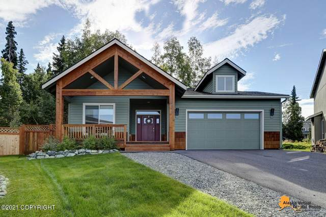 2779 Timberview Drive, Anchorage, AK 99516 (MLS #21-14264) :: Wolf Real Estate Professionals