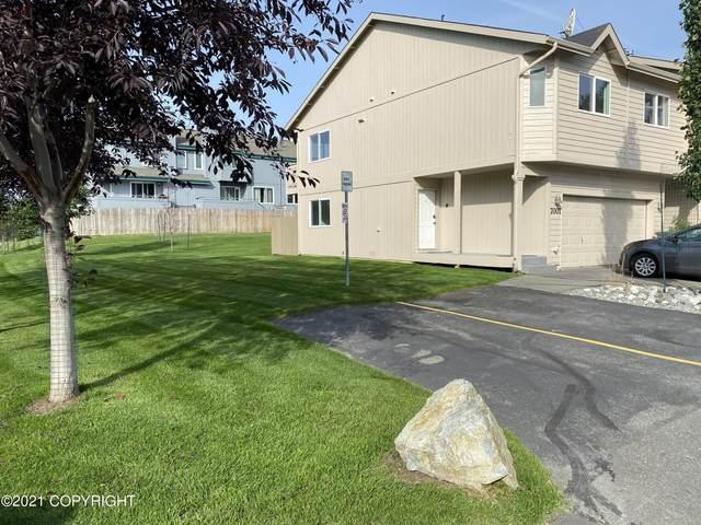 7001 Fairweather Drive, Anchorage, AK 99502 (MLS #21-14302) :: Wolf Real Estate Professionals